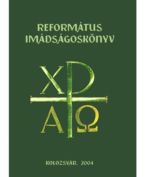 Református imádságoskönyv